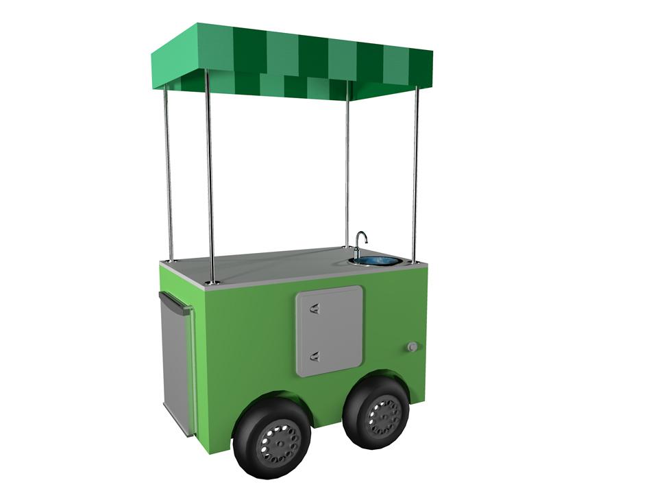chiosco mobile easy