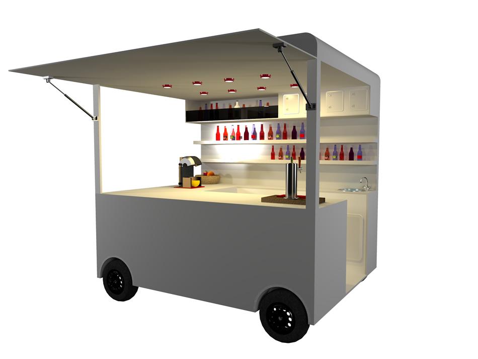 chiosco mobile tartagnam